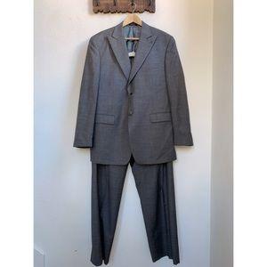 Sean John | Gray Wool Suit Set